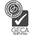 GECA Certified Product Logo