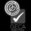 GECA Certified Product Logo