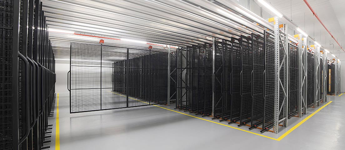 NGV Art Storage System