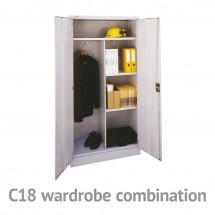 C18 Wardrobe Combination