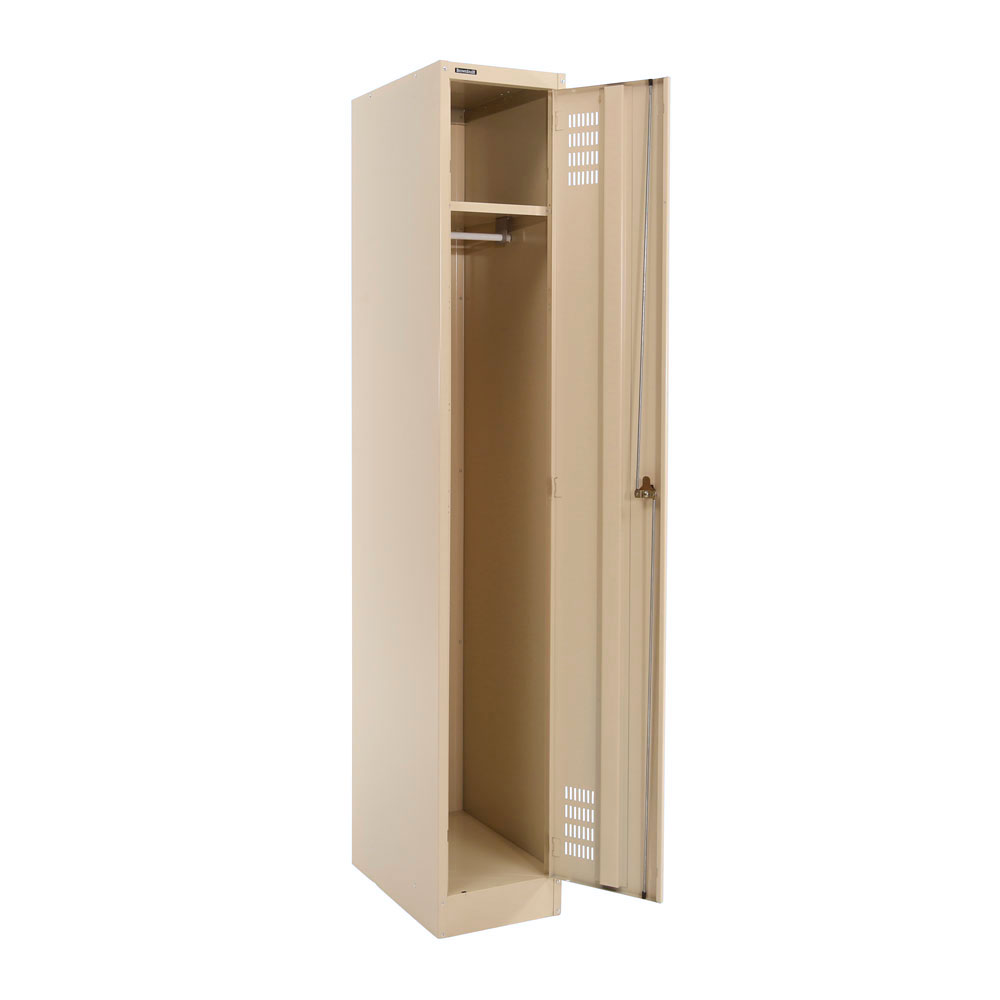 Locker Full Height Open