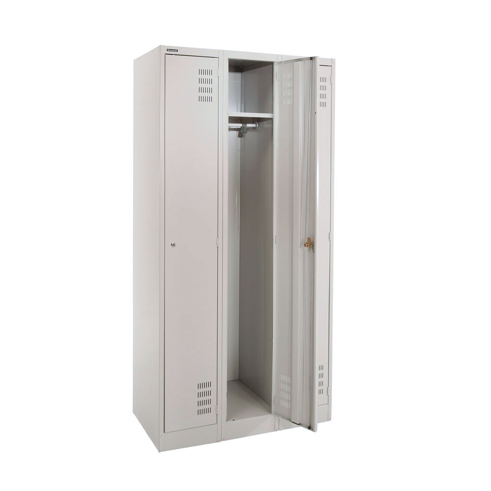 Locker Full Height 3 Door Open