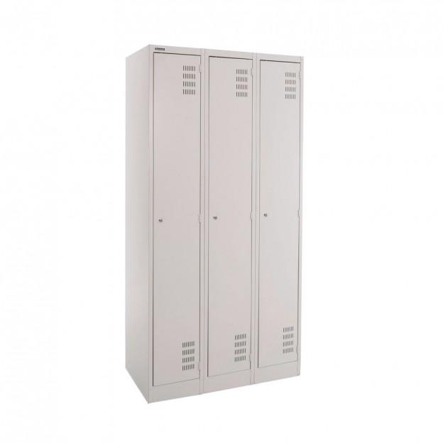 Locker Full-Height 3 Door