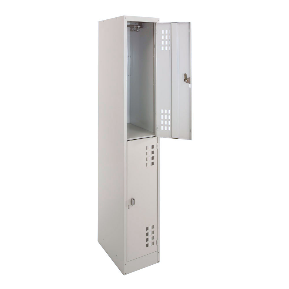 Locker 2-Tier Open