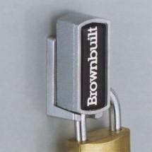 Locker Latch Lock