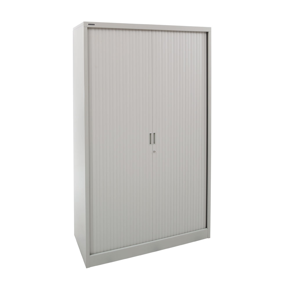 Australian Made Waratah Tambour Door Cupboards Brownbuilt