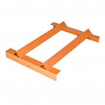 Pallet Racking Drum Coil Bed