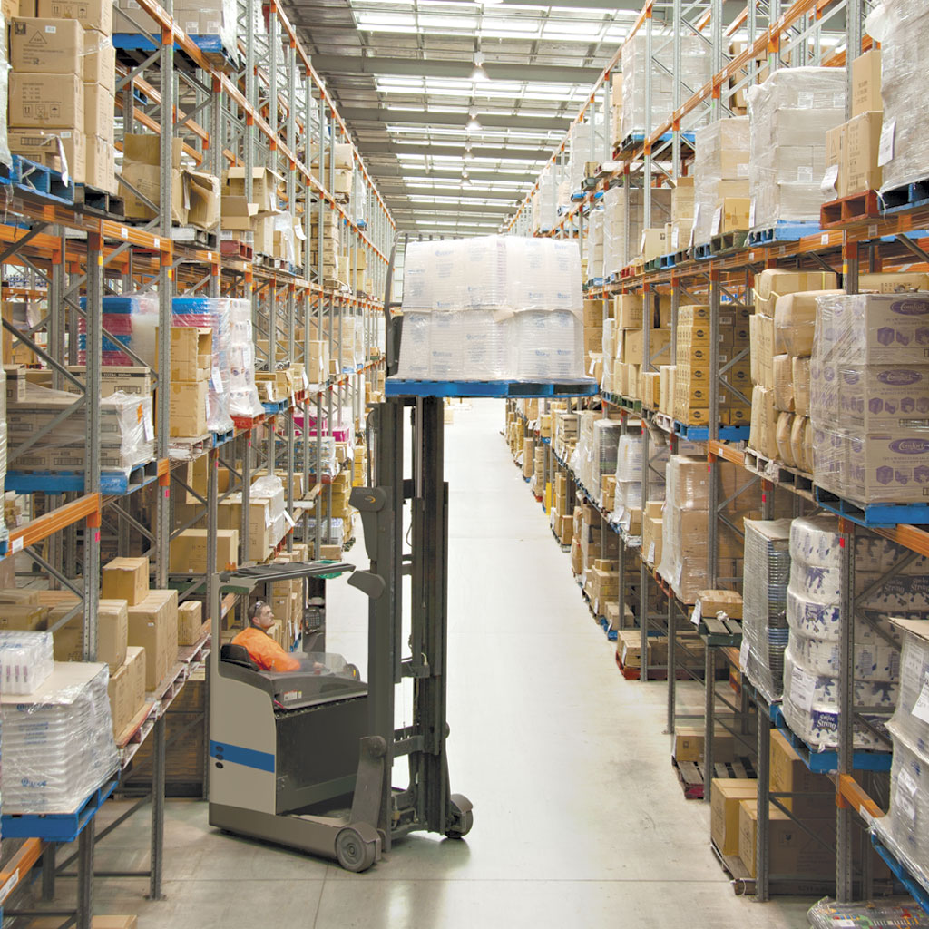Pallet Racking System Warehouse