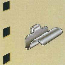 RUT Light Duty Shelf Clip