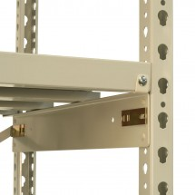 Unichannel Full Depth Shelf Support