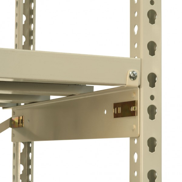 Unichannel Full Depth Shelf Support