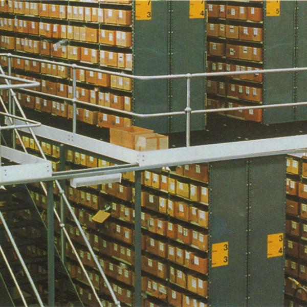Unichannel Raised Storage