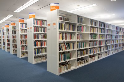 State Library of South Australia - Main Catalogue Shelving