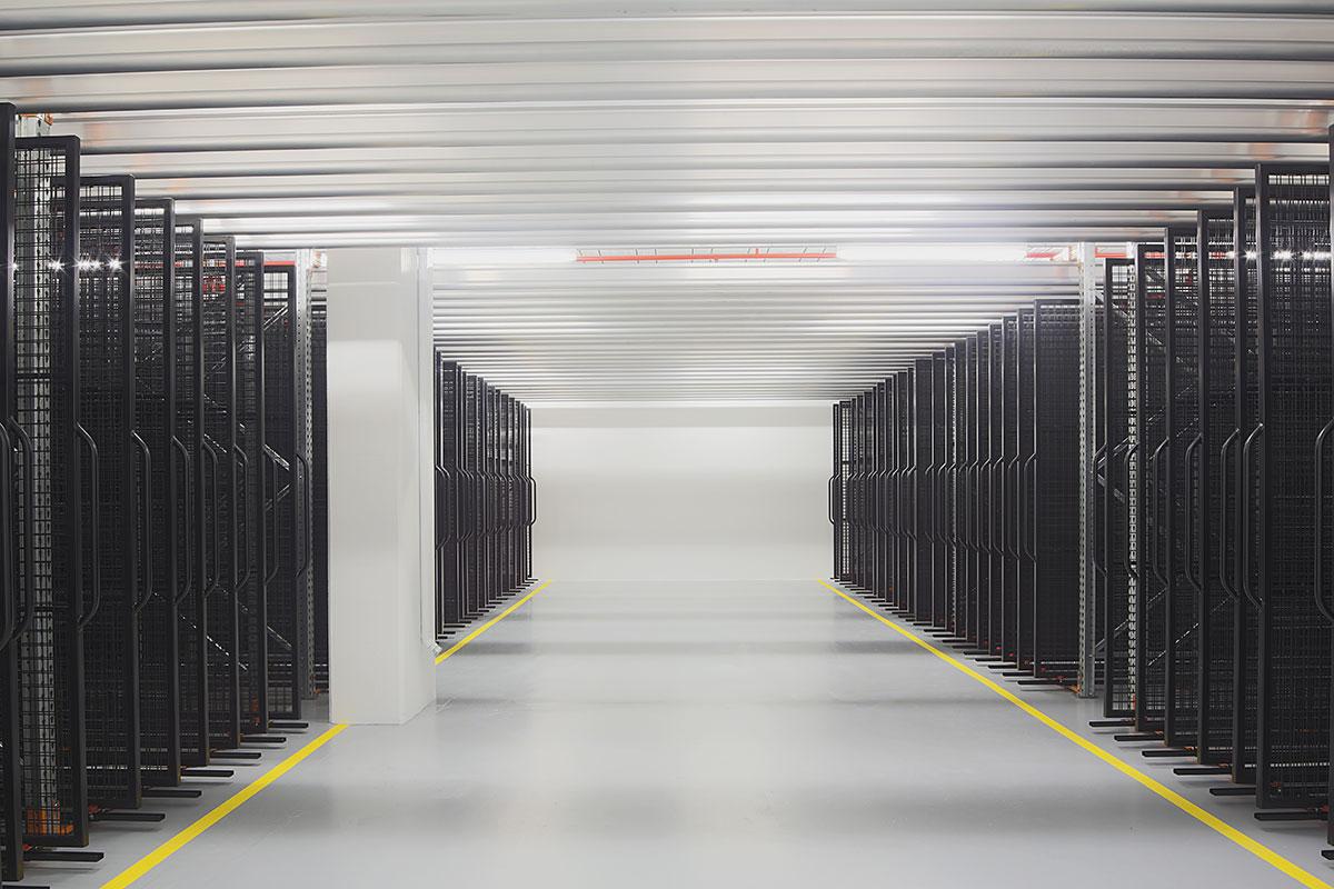 NGV Art Storage System
