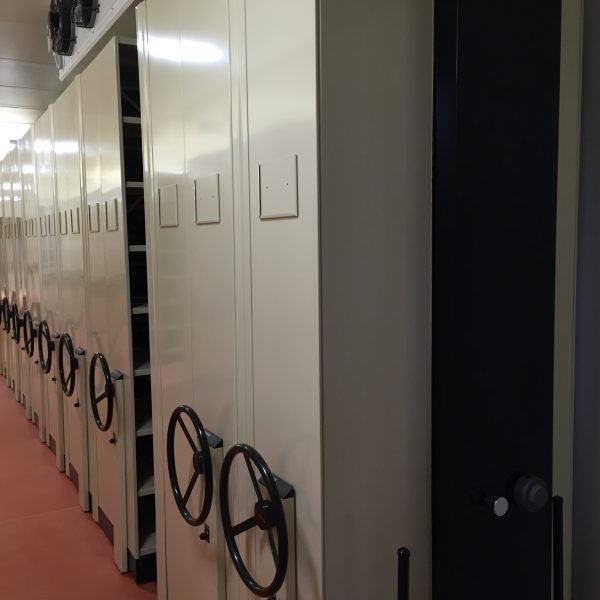 National Archives - Mobile Storage